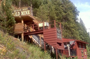 Broken Boot Mine, Deadwood