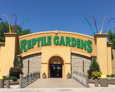 Reptile Gardens, Highway 16