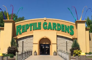 Reptile Gardens, Highway 16