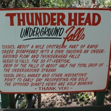 Thunderhead Falls