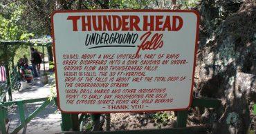 Thunderhead Falls