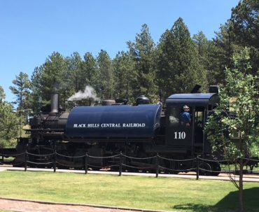 Riding the Rails, Hot Springs – Keystone