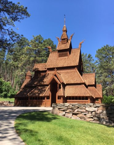Stavkirke, Rapid City