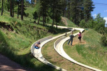 Rushmore Tramway Adventures, Keystone