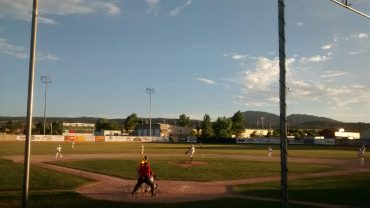 Storied (and beautiful) athletic fields