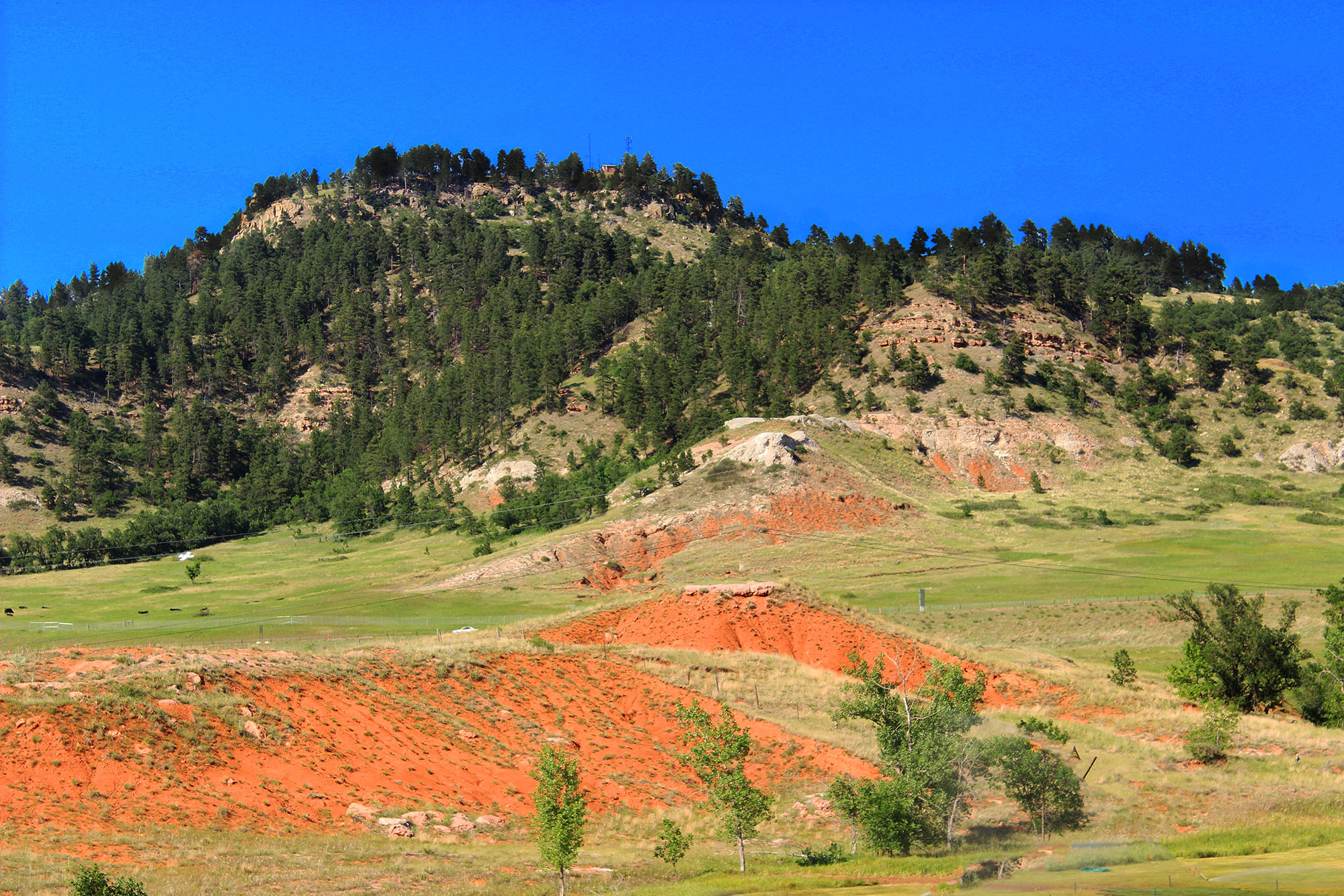 Lookout Mountain, Spearfish